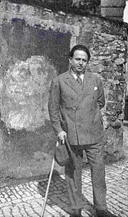 Tucholsky in Reil 1929