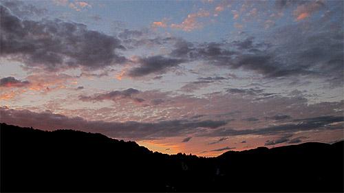 2013-08-03 Sonnenuntergang