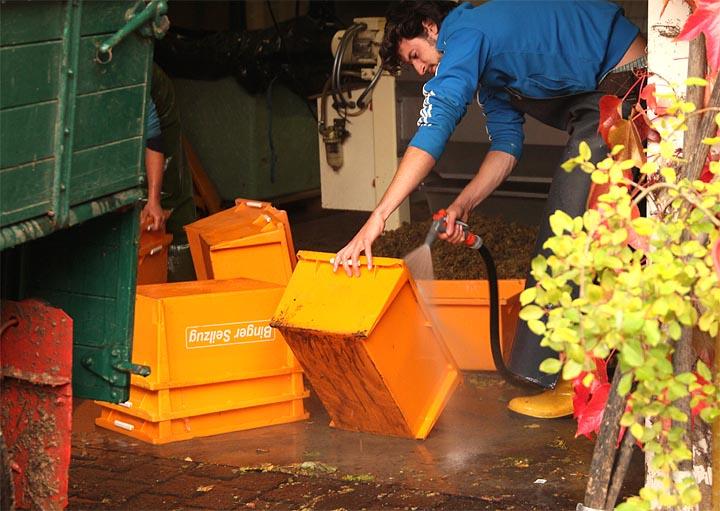 2015-10-18 Kisten reinigen