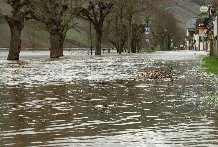 2015-02-10 Hochwasser